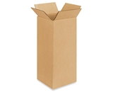 5- x 5- x 12- Corrugated Boxes (Bundle of 25)