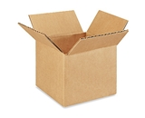 5- x 5- x 4- Corrugated Boxes (Bundle of 25)