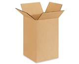 5- x 5- x 8- Corrugated Boxes (Bundle of 25)