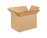 6- x 4- x 4- Corrugated Boxes (Bundle of 25)