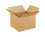 6- x 5- x 4- Corrugated Boxes (Bundle of 25)