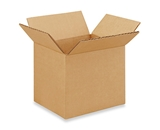 6- x 5- x 5- Corrugated Boxes (Bundle of 25)