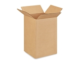 6- x 6- x 10- Tall Corrugated Boxes (Bundle of 25)