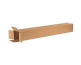 6- x 6- x 48- Tall Corrugated Boxes (Bundle of 25)
