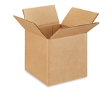 6- x 6- x 6- Corrugated Boxes (Bundle of 25)