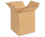 6- x 6- x 7- Corrugated Boxes (Bundle of 25)