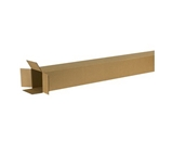 6- x 6- x 72- Tall Corrugated Boxes (Bundle of 15)