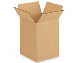 6- x 6- x 8- Corrugated Boxes (Bundle of 25)