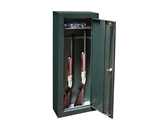 First Alert 6710F Protector Gun Cabinet, 5.5 Cubic Foot