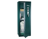 First Alert 6741DF Digital Fire Resistant Executive Gun Safe, 7.7 Cubic Foot