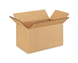 7- x 4- x 4- Corrugated Boxes (Bundle of 25)