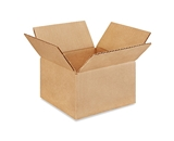 7- x 7- x 4- Corrugated Boxes (Bundle of 25)