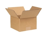 7- x 7- x 4 1/2- Corrugated Boxes (Bundle of 25)