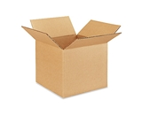 7- x 7- x 6- Corrugated Boxes (Bundle of 25)