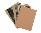 8 1/2- x 11- Heavy-Duty Chipboard Pads (750 Each Per Case)