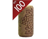 #8 Straight corks 7/8- x 1 3/4- Bag of 100