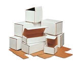8- x 4- x 3- Corrugated Mailers (50 Each Per Bundle)