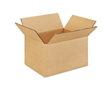 8- x 6- x 5- Corrugated Boxes (Bundle of 25)