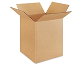 8- x 8- x 10- Corrugated Boxes (Bundle of 25)