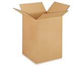 8- x 8- x 12- Corrugated Boxes (Bundle of 25)