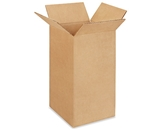 8- x 8- x 14- Tall Corrugated Boxes (Bundle of 25)
