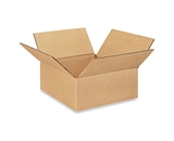 8- x 8- x 3- Corrugated Boxes (Bundle of 25)