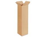 8- x 8- x 30- Tall Corrugated Boxes (Bundle of 25)