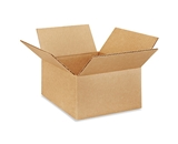 8- x 8- x 4- Corrugated Boxes (Bundle of 25)