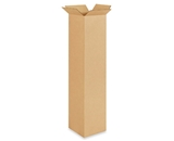 8- x 8- x 40- Tall Corrugated Boxes (Bundle of 20)