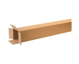 8- x 8- x 60- Tall Corrugated Boxes (Bundle of 15)