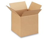 8- x 8- x 8- Corrugated Boxes (Bundle of 25)
