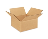 9- x 8- x 4- Corrugated Boxes (Bundle of 25)