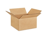 9- x 8- x 6- Corrugated Boxes (Bundle of 25)