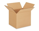 9- x 8- x 8- Corrugated Boxes (Bundle of 25)