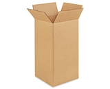 9- x 9- x 18- Corrugated Boxes (Bundle of 25)