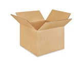9- x 9- x 6- Corrugated Boxes (Bundle of 25)