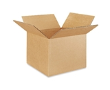9- x 9- x 7- Corrugated Boxes (Bundle of 25)
