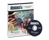 Acroprint 01-0211-000 Attendance Rx Time and Attendance Software for Windows