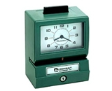 Acroprint BP125-6NR4 Battery Powered Punch Clock