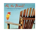 Ah the Beach! 2014 Wall Calendar