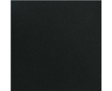Akiles 12 Mil Poly Binding Cover (Sand Pattern) - 11.25- x 8.75- Black