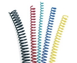 Akiles 25mm Spiral Binding Coil100 count (EC25)