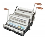 Akiles Wiremac Combo-21 Binding Machine & Punch 2:1 Wire & Plastic Combs