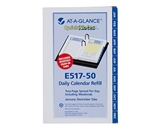 AT-A-GLANCE 2014 QuickNotes Desk Calendar Refill, 3.5 x 6 Inches (E517-50)