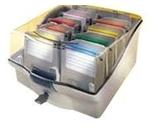 Softworks Locking Diskette TRAY100 Capacity  - 90712
