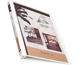 Avery Economy View Binder with 0.5 Inch Round Ring, White, 1 Binder - 5706