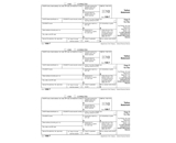 TOPS Tax Form/1098T Filer-State Copy C, 8 x 3.66 Inches, 50 Loose Sheets per Pack  - 2298TC