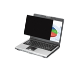 Fellowes Black-Out Privacy Frameless Filter for 12.1- LCD/Notebook, Antiglare