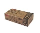 Acco Brands, Inc. Recycled Paper Clips,No 4, 1-13/23- Size,Jumbo,100/Box