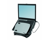 Fellowes Professional Series Laptop Workstation with USB, Black  - 8024601